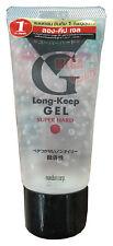 Mandom Long-Keep Gel Super Hard No.1 in Japan Natural Maximum Holding 60ml