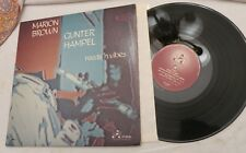 LP, Marion Brown & Gunter Hampel, reeds 'n vibes, IAI 37.38.55, NM