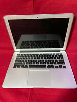 Read! Damaged! Apple MacBook Air 13.3 inch A1466 2015 Silver For Parts NOT WORK