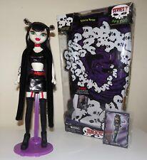 "Bleeding Edge Begoths Katerina Moreau Series 7 12"" Gothic Doll Rare Complete"