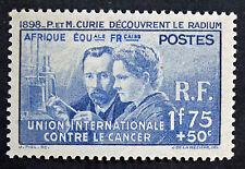 Sello AEF Stamp - Yvert y Tellier nº63 N (Col1)