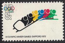 Scott 1461- Bobsled, Winter Olympics, Sapporo Japan- MNH 8c 1972- unused mint