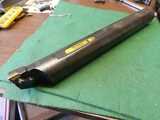 "Kennametal 1.75"" x 14"" Carbide Insert Boring Bar S28 KCLPL4"