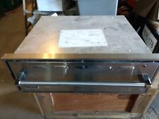 "Viking Model VEWD 30"" Warming Drawer in Stainless Steel"