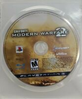 Call of Duty: Modern Warfare 2 (PlayStation 3, 2009) Free Shipping (Game Only)