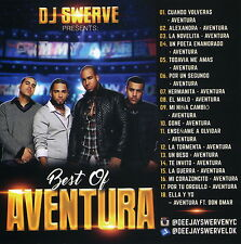DJ Swerve Best of Aventura Romeo Santos Bachata Mix Collector's (Mix CD) Mixtape