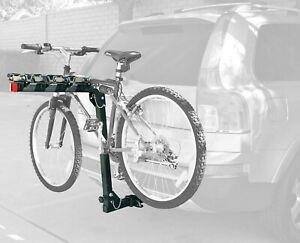 4-Bike Deluxe Hitch Mount Rack , Black