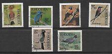 Zimbabwean Birds Stamps