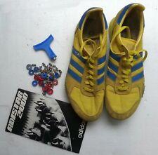 Vintage 80s Adidas Track Spike Sz 11 Us Mens Retro -Adistar 80-