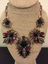Chloe & Isabel Fair Isle Statement Necklace N357 - NEW - Retired