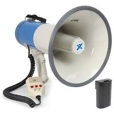 Megafono Porta Voce 65W su Batteria Sirena Micro USB SD MP3 Aux