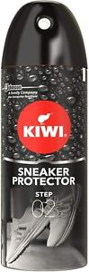 Kiwi Waterproof Spray For Shoes Boots Sneaker Protector Water Stain Repellant