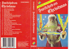 SWITCHED ON CHRISTMAS  Cassette - Tape   SirH70