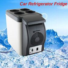 12V/110V Car Cooler Warmer Truck Electric Fridge Travel Refrigerator Portable