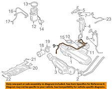 AUDI OEM 00-06 TT Quattro 1.8L-L4 Fuel System-Fuel Tank Breather Tube 8N0201931H