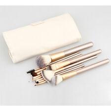 12tlg Pinsel Set Professionelle Make-up Brush Kit kosmetik bürste Tasche Tasche