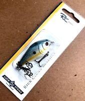"""Luck """"E"""" Strike RC Series 2 Tasty Shad Fishing Lure"""