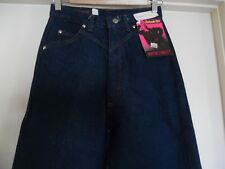 New Vintage Womens USA New Panhandle Slim Metro West Blue Riding Jeans Sz 9