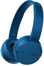 Sony Mdr-zx220bt Blue Bluetooth NFC Headphones Mdrzx220bt