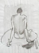 Mary Cane Robinson Modernist Figure Study (III)