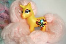 Beautiful OOAK My Little Pony custom G3 Red Roses by Creampuf