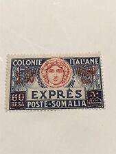 Italy Somalia  #E6   unused  hinged   (D03268)