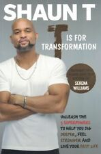 T Is For Transformation by Shaun T NEW