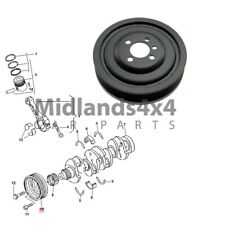For AUDI A1 1.6 TDi 7PK 14 15 16 17 18 BRAND NEW ENGINE CRANKSHAFT PULLEY