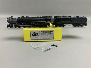 BT - HO Brass Train - Sunset NP Northern Pacific 4-8-4 #2667 Painted DCC + Sound
