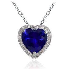Topaz Sterling Silver Sapphire Fine Jewellery
