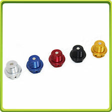 Magnetic Oil Drain Sump Plug Bolt For SUZUKI GSXR 600/750/1000 2001-2017 & K1-L7