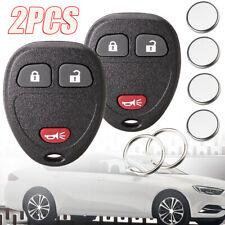 GLOW IN THE DARK 15114376 15114375 Remote Key Button Pad HHR Uplander Relay