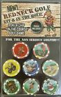 New Vegas Golf Game red neck 8 Course Poker Chips