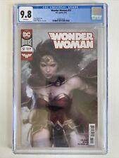 Wonder Woman #51 CGC 9.8! ARTGERM COVER! 🔥🔑