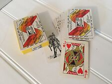 Vintage Big Ben Corp Playing Cards Seiko Orient Rolex Citizen Casio Brands 20798