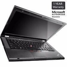 "Lenovo ThinkPad T430i5 3320m 2.6ghz 8GB Ram 500GB HDD 14"" Notebook Win10 Home"