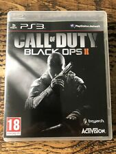 Ps3 - Call Of Duty Black Ops 2 - Boxed With Manual- VGC Sony PlayStation 3