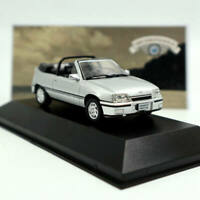1:43 IXO Chevrolet Kadett GSI Conversivel 1992 convertible Diecast Edition