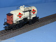 Marklin 314 G Tanker Car GASOLIN METANOL White  1952  OVP