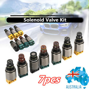 Solenoid Valve Kit fit BMW Audi Wave Box Transmission ZF6HP19 ZF6HP26 1068298044