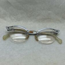 Vintage 1960's Ladies Eyeglasses 1/20 12k GF 5 1/2 Aluminum