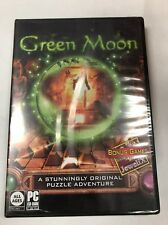 Green Moon + BONUS GAME: Jewelix (PC-CD, 2011) for Windows - NEW in DVD BOX
