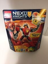 LEGO 70363 Nexo Knights Battle Suit Macy Sealed Retired