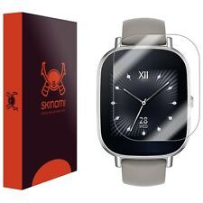 Skinomi Ultra Clear Screen Protector (6 Pack) For ASUS ZenWatch 2 45mm (18mm)