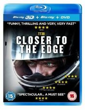 TT CLOSER TO THE EDGE - BLU RAY 3D - NEW / SEALED - UK STOCK
