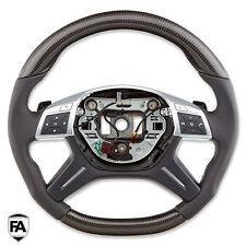 Original Mercedes Benz W463 G63 G65 W166 ML63, GLE 63 AMG Sportlenkrad Carbon