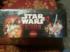 Star Wars Keychain Collectables  Series 1. Unopened box from a retail shop