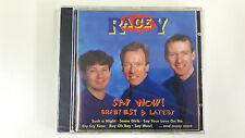 RACEY SAY NOW CD NUOVO SIGILLATO NEW  724382315520