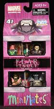2012 MARVEL MINIMATES FEAR ITSELF THE WORTHY 4 PACK BOX SET ACTION FIGURES MIP