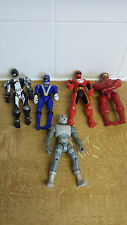 POWER RANGERS FIGURE BUNDLE USED CONDITION MIXED LOT